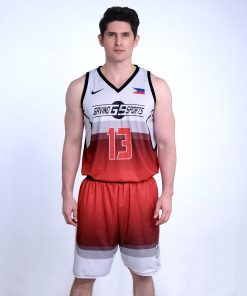 Sublimated Basketball Jersey Uniform