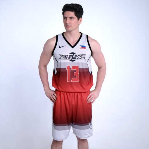 Sublimated Basketball Jersey Uniform