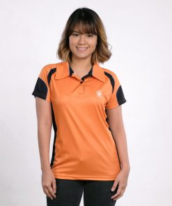 Sublimated Women's Polo Shirt