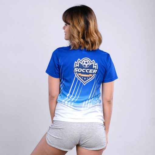 Sublimated V-Neck T-Shirt