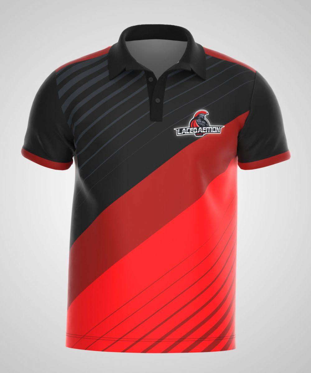 Esport Jersey - Polo Shirt Sublimation