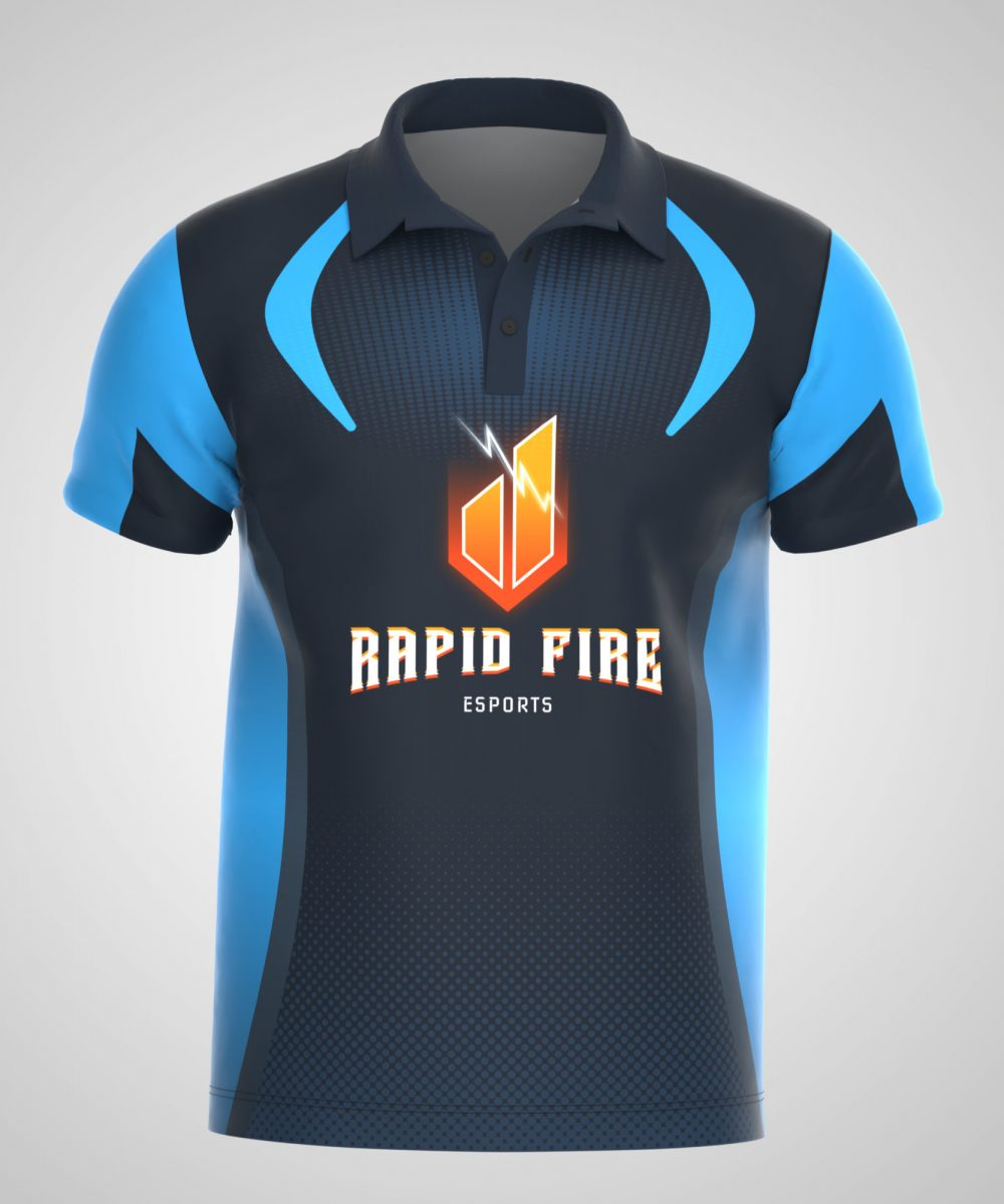 Esport Jersey - Polo Shirt Sublimation