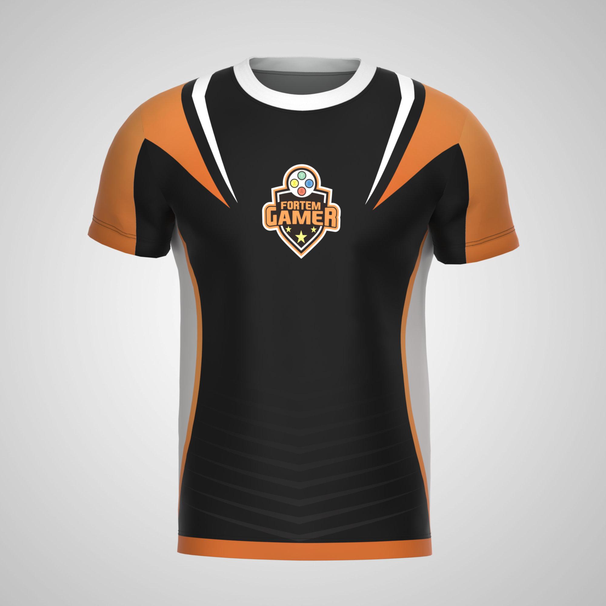 Esports Jersey - Round Neck