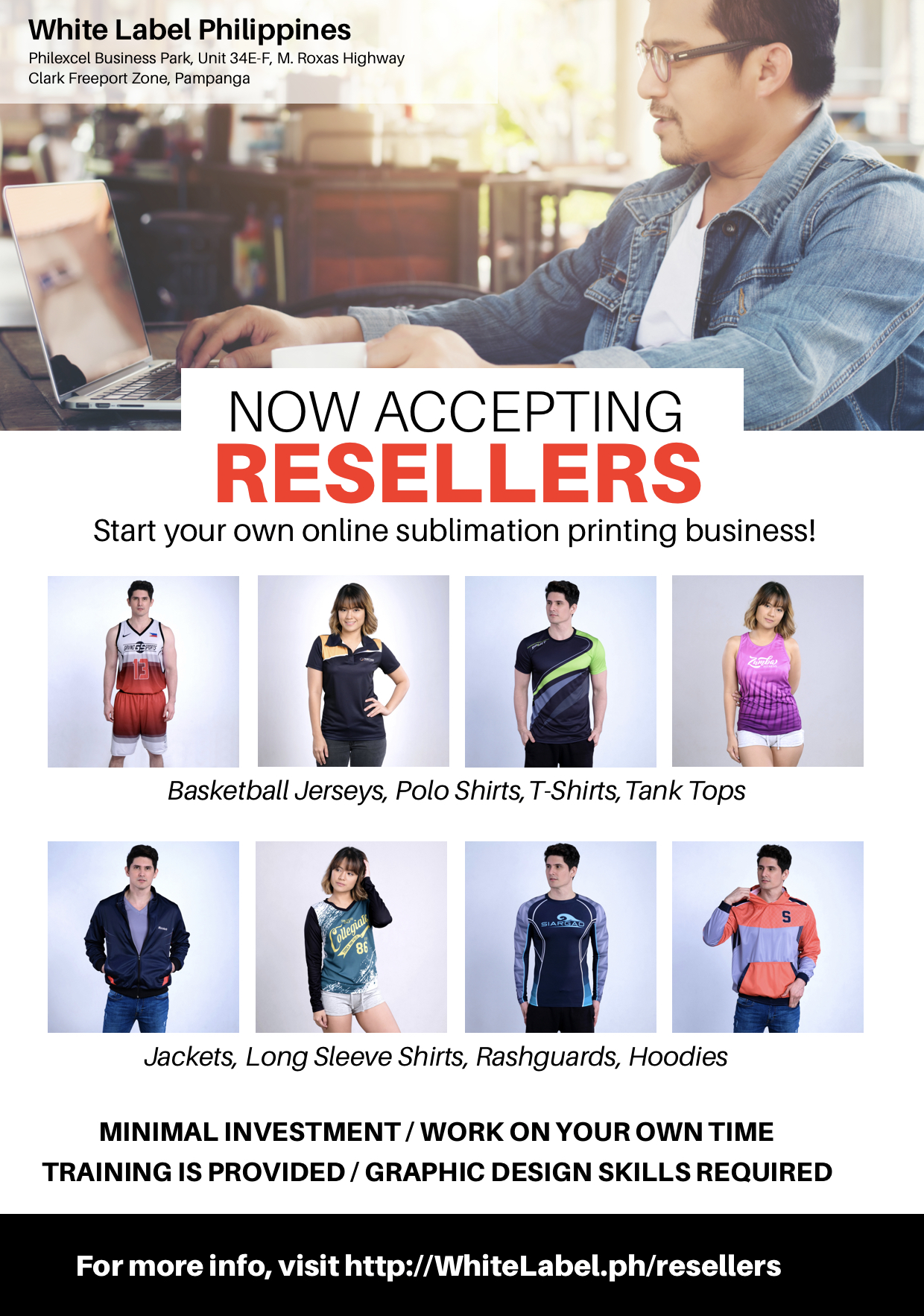 Reseller Program - White Label Resellers - International Resellers Wanted