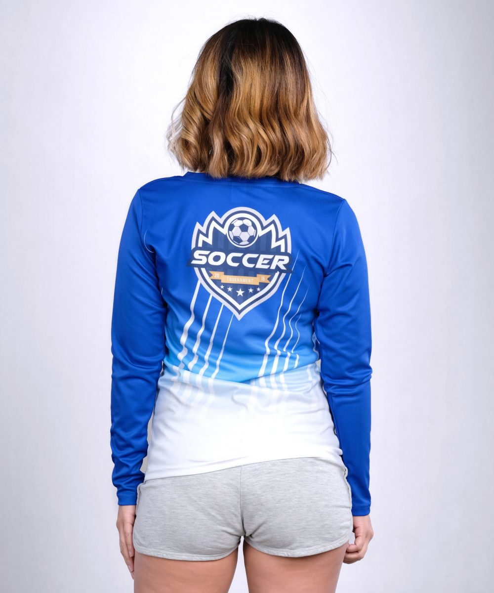 Sublimated Long Sleeves Shirt for Women
