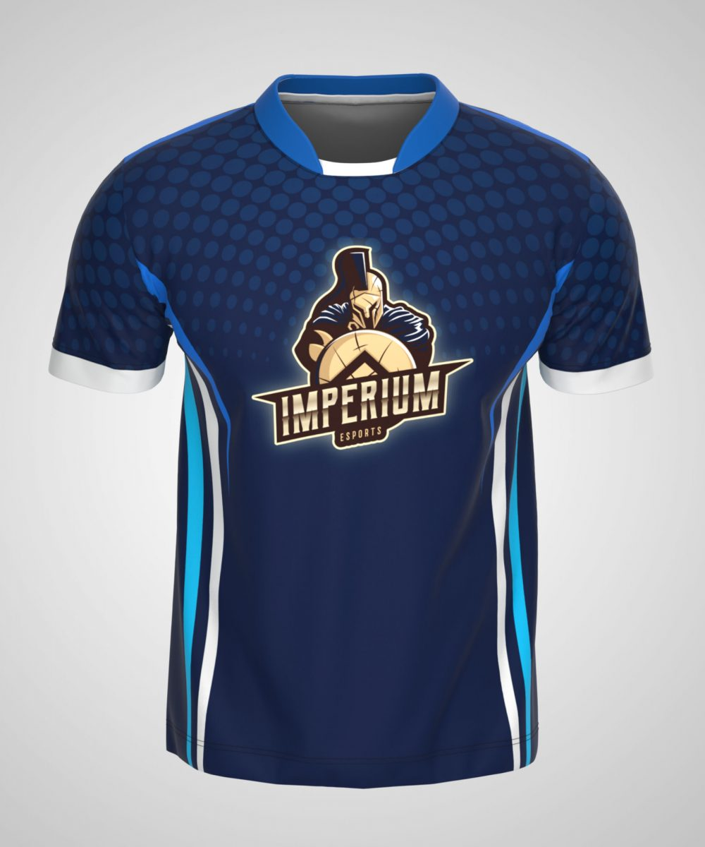 Esports Chinese Collar Jersey