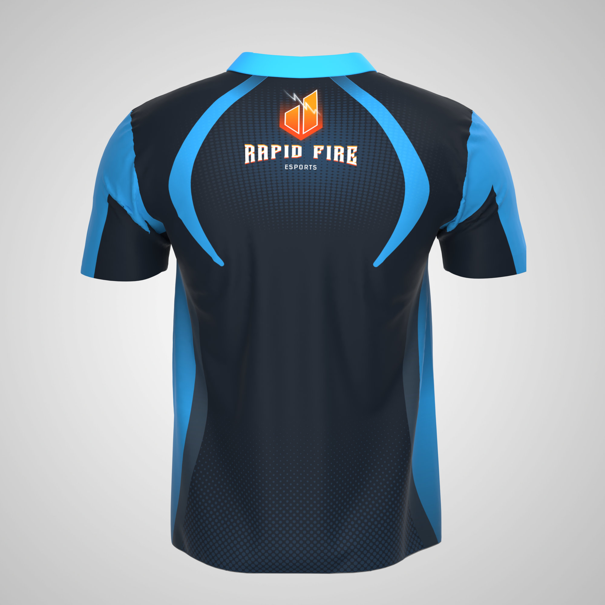Esports Chinese Collar Jersey