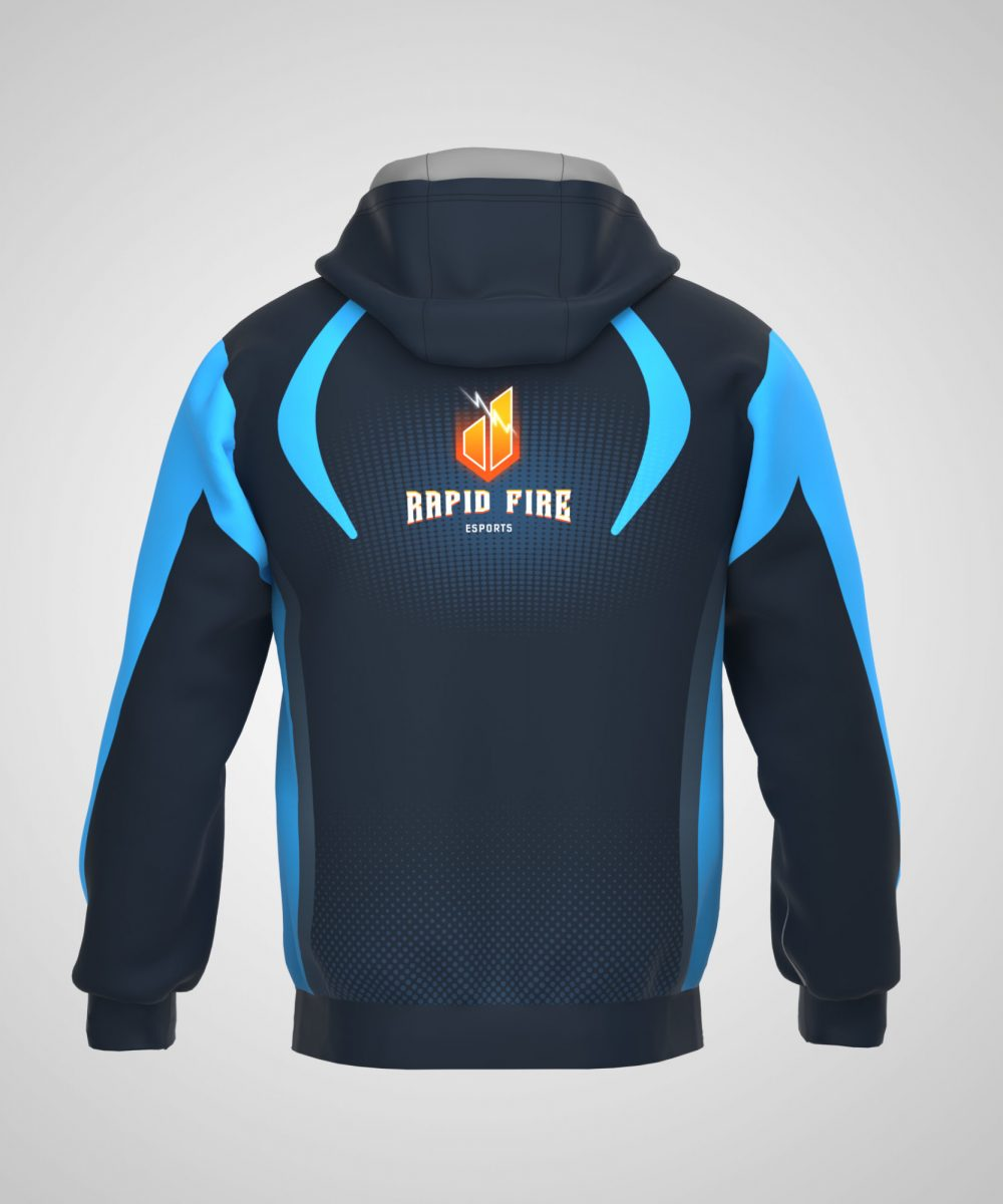 Esports Hoodie Sublimation Jacket