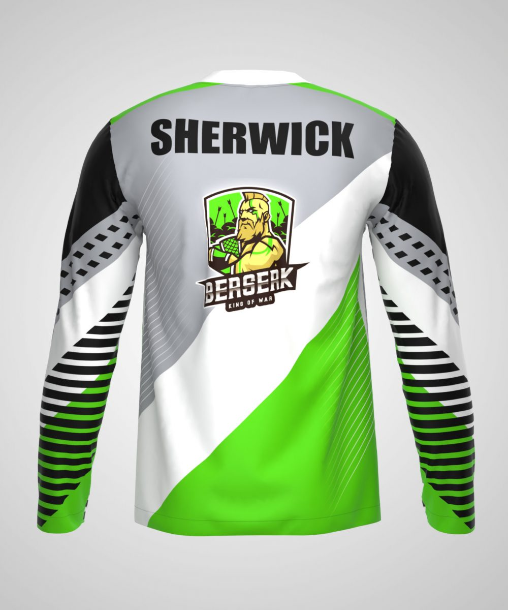 Esports Jersey - Long Sleeves Shirt