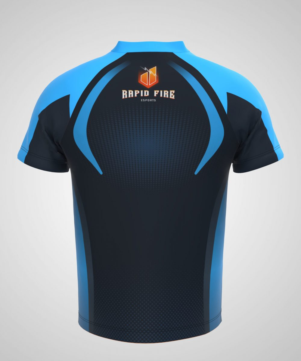 Esport Jersey - Mandarin Collar with Zipper