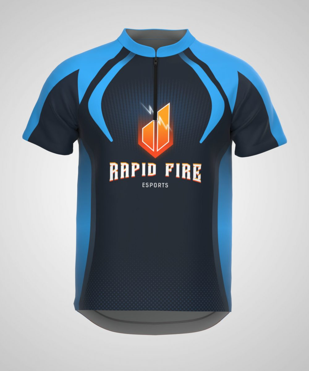 Esports Jersey - Mandarin Collar - Long Back