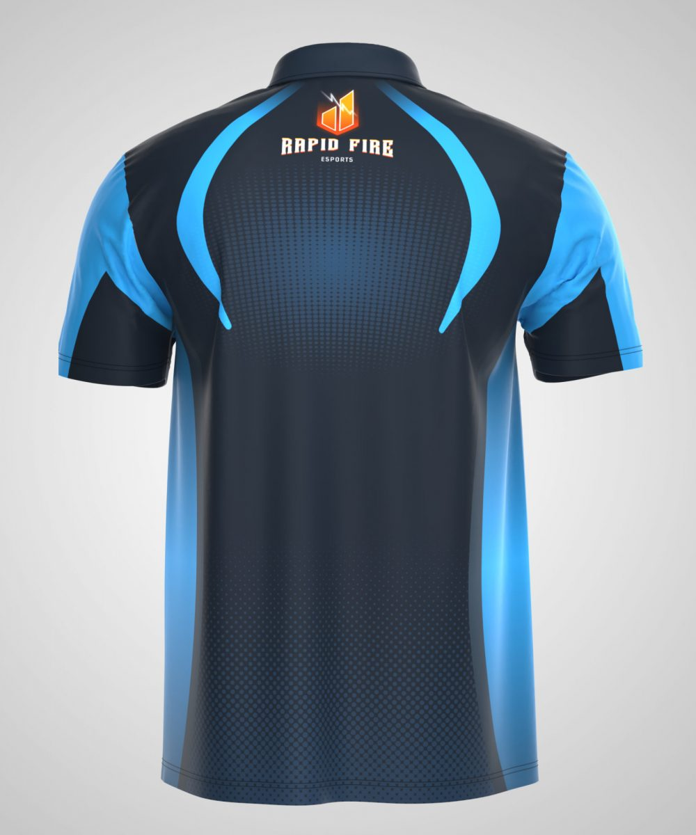 Esport Jersey - Polo Shirt with Zipper